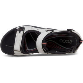ECCO Offroad Sandalias Mujer, shadow white